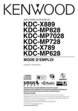 Buy Kenwood KDC-MP828 by download Mauritron #222086