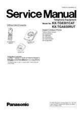 Buy Panasonic KX-TG8301NZW KX-TGA830AZW by download Mauritron #267464