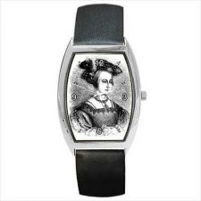 Buy Queen Anne Boleyn Ladies Royalty Artistic Art Watch NEW