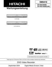 Buy Hitachi 0418G Manual by download Mauritron #224982