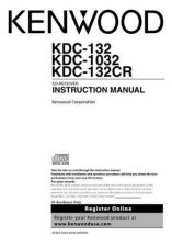 Buy Kenwood KDC-132 by download Mauritron #221483