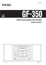 Buy Teac GF-350(E)B Service Manual by download Mauritron #223740