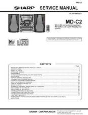 Buy Sharp MDC2H Service Manual by download Mauritron #209059