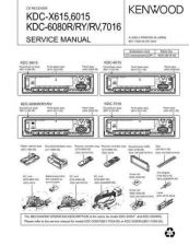 Buy KENWOOD KDC-X6015 by download #101483