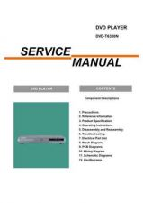 Buy Daewoo. DVG-5300N_8400N. Manual by download Mauritron #212939