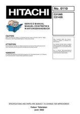 Buy HITACHI No_0110 Service Info by download #108678