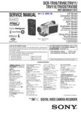 Buy Sony D-E900E905 Service Manual by download Mauritron #239995