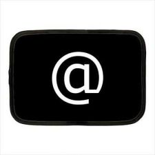Buy Email At Sign @ Computer Symbol Neoprene 10 Inch Netbook Case