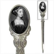 Buy Queen Anne Boleyn Henry VIII Wife Art Mail Letter Opener