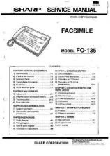 Buy Sharp FO47A4 Fax Technical Information by download Mauritron #232943