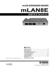 Buy Yamaha MIE3XG SM E Manual by download Mauritron #257841