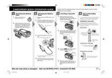 Buy Sharp VLNZ50364 Service Manual by download Mauritron #211222