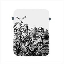 Buy Alice In Wonderland Garden Ipad 2 3 4 Protective Soft Sleeve Case
