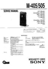 Buy Sony M-200MC Service Manual. by download Mauritron #242366