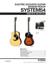 Buy JVC SYSTEM54_E Service Manual by download Mauritron #255516