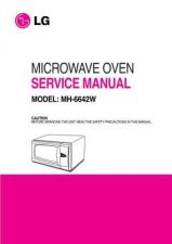 Buy 2116 MH-6642W LG Technical Information by download #119815