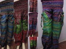 Buy 5pcs WHOLESAL LOT WOMENS PANTS ALADDIN ALIBABA HOBO GENIE YOGA DRESS TROUSER A