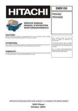 Buy Hitachi SM 9100E Manual by download Mauritron #225611