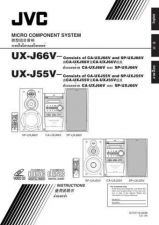 Buy JVC UX-J66V Service Manual Schematic Circuit. by download Mauritron #272840