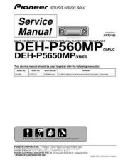 Buy Pioneer C3186 Manual by download Mauritron #227529