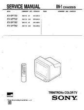 Buy Sony KV20TS32 Manual by download Mauritron #229432