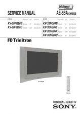 Buy Sony KV-J25MF8J Manual by download Mauritron #229587
