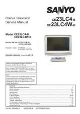Buy Fisher CE23LC4W-B-00 SM Service Manual by download Mauritron #214438