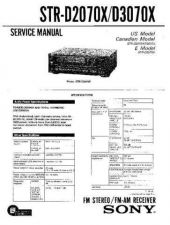 Buy Sony STR-D565-665 Service Manual. by download Mauritron #245031