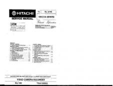 Buy Hitachi VMC-8613(Owners Manual) Manual by download Mauritron #225657