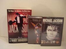 Buy Michael Jackson Video Book