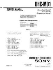 Buy Sony D-NF401 Service Manual by download Mauritron #240092