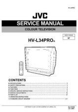 Buy JVC HV-L34PRO-K Service Manual Schematic Circuit. by download Mauritron #271077
