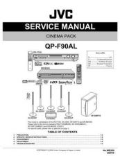 Buy JVC QP-F90AL Service Manual Schematic Circuit. by download Mauritron #272151