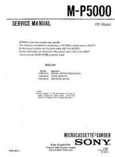 Buy Sony M-88VA Service Manual. by download Mauritron #242406