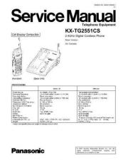 Buy Panasonic MAC0412007C1 Service Manual by download Mauritron #267561