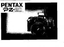 Buy PENTAX PZ20 CAMERA INSTRUCTIONS by download #119156
