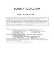 Buy TOSHIBA 32ZD06B ENGLISH Service Information by download #114026