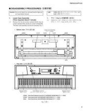 Buy Yamaha PSRE313 YPT310 MIDI E Manual by download Mauritron #259117