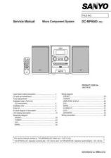 Buy Fisher Service Manual For DC-MP9500 by download Mauritron #217038