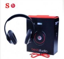 Buy Beats By Dr. Dre Studio Simple Package (Black)