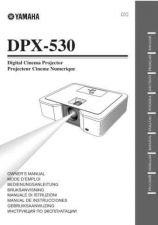 Buy Yamaha DPX-1100 E KAI1 Operating Guide by download Mauritron #247554