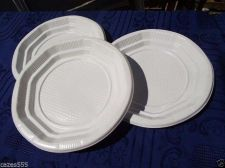 Buy 50 PARTY PLATES, BBQ'S, PICNIC, ASSORTED PLASTIC CUTLERY DISPOSABLE CATERING
