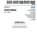 Buy Sony DCR-PC330PC330E_Level2.. Service Manual by download Mauritron #239649