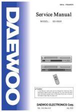 Buy Daewoo. SM_ST220_m_(E). Manual by download Mauritron #213844