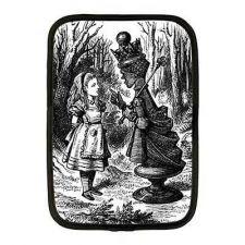 Buy Alice In Wonderland Meets Queen Neoprene 10 Inch Netbook Case