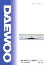 Buy Daewoo. DQD9000(211D)S-M. Manual by download Mauritron #212797