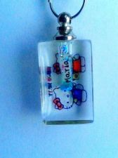 Buy Personalized HELLO KITTY FRIENDSHIP VIAL Name On Rice gift