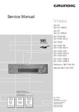 Buy Grundig GV-27 and others Manual by download Mauritron #230277