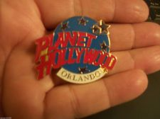 Buy Planet Hollywood Collectible Orlando Florida Lapel/hat pin