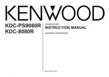 Buy Kenwood KDC-PS909 Operating Guide by download Mauritron #219060